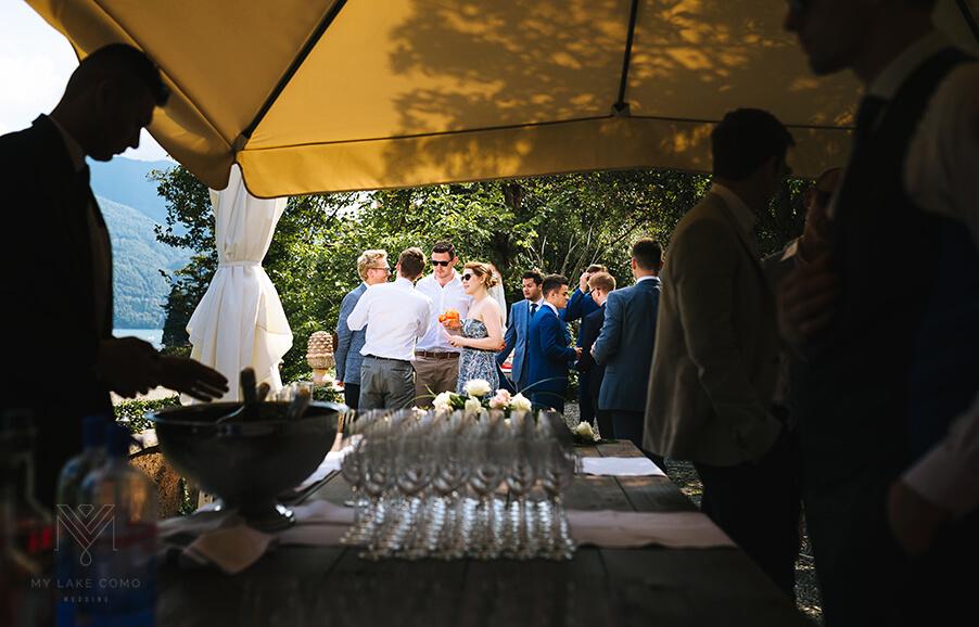 Villa-Teodolinda-aperitivo-terrace-Lake-Como-wedding-venue