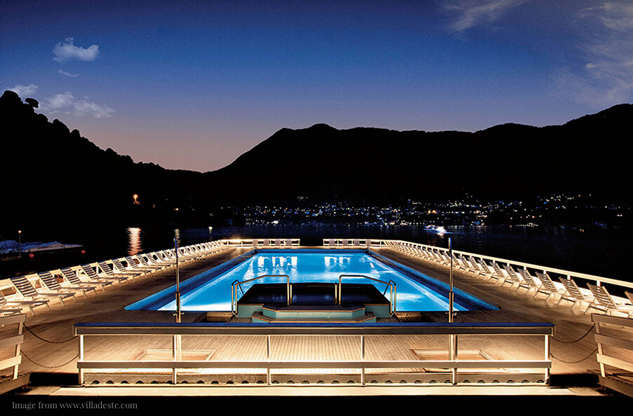 Swimming-pool-Lake-Como-wedding-venue-Villa-Deste