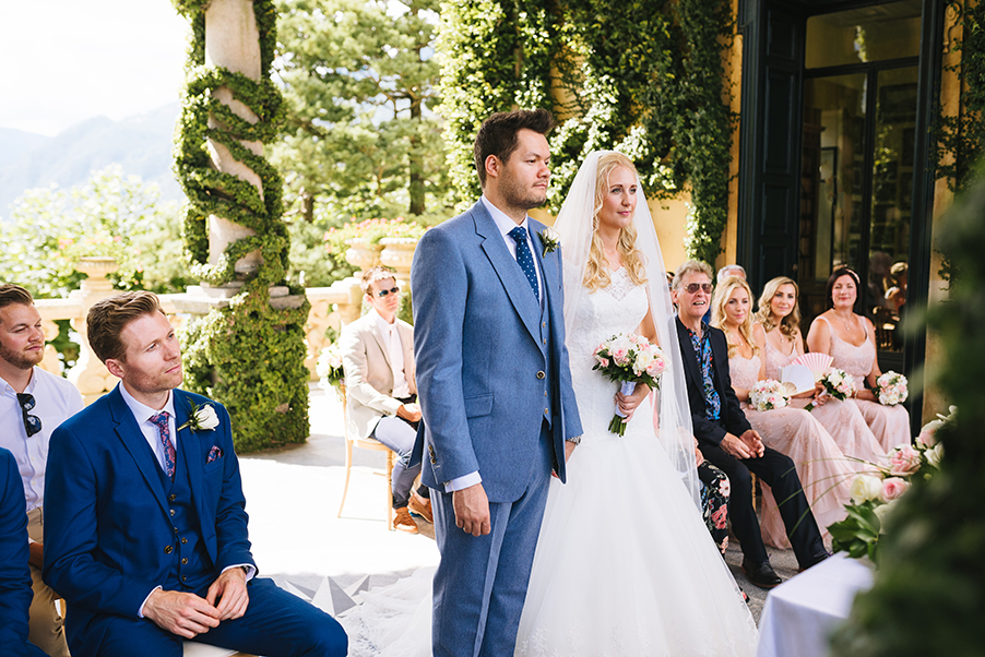 bride-groom-at-wedding-ceremony-at-Villa-Balbianello-Lake-Como