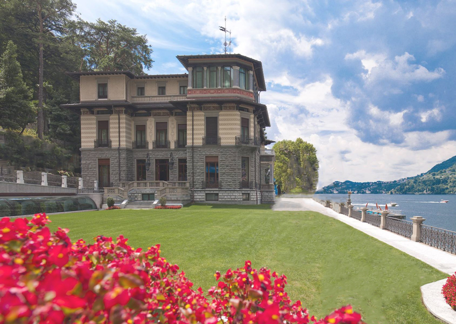 Casta diva resort and spa lakeside wedding venue on lake - Casta diva lake como italy ...