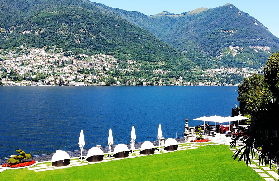 Casta diva resort and spa on lake como for weddings my lake como wedding - Casta diva como ...
