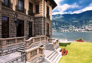 Casta diva wedding villa on lake como lake view my lake - Casta diva lake como italy ...