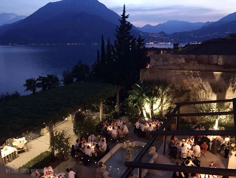 Lake-Como-Villa-Cipressi-outdoor-wedding-dining-courtyard-created-by-wedding-planner-My-Lake-Como-Wedding