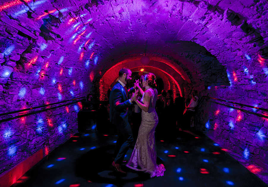 the-wedding-first-dance-at-villa-monastero-in-the-wine-cellar-rave-cave-by-my-lake-como-wedding
