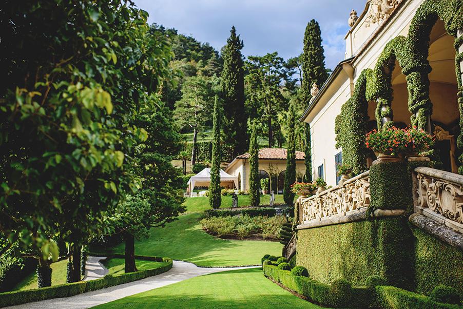 Villa Del Balbianello Website