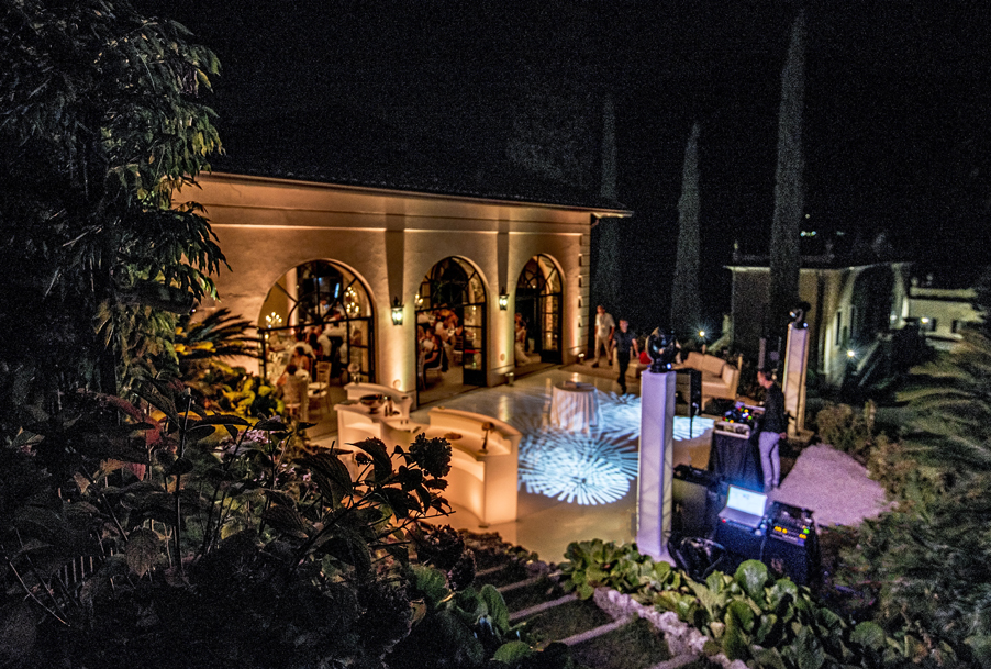 Villa-Balbianello-outdoor-dance-floor-and-dj-for-wedding-planner-My-Lake-Como-Wedding