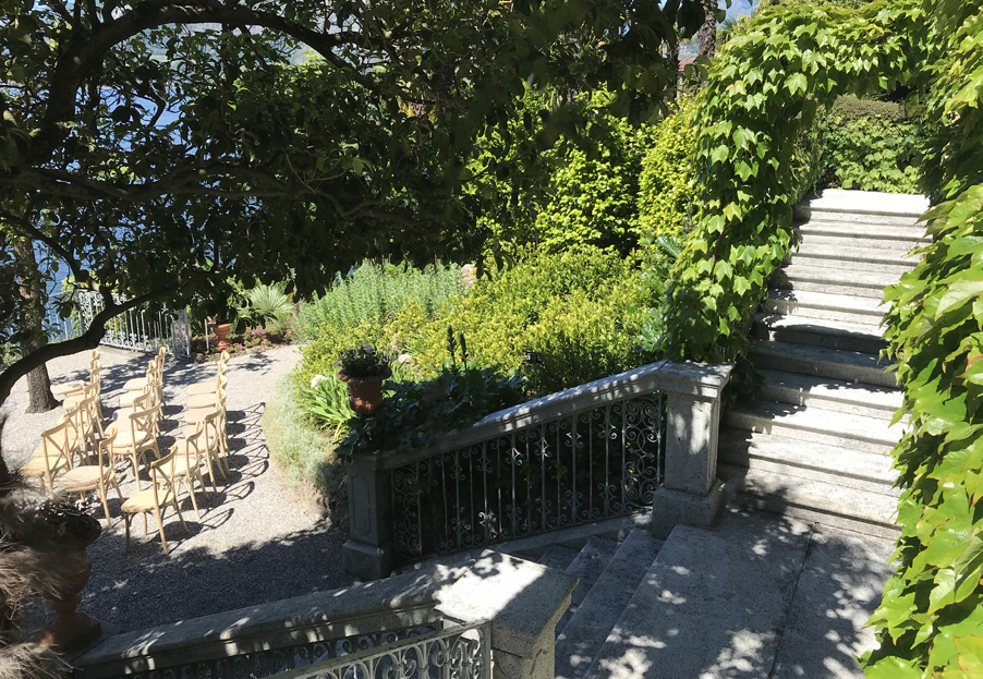 Villa-Cipressi-ceremony-staircase-wedding-planner-My-Lake-Como-Wedding