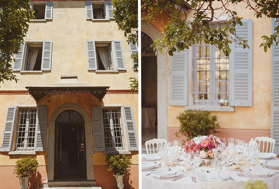 villa-teodolinda-wedding-villa-front-and-table-set-up-by-my-lake-como-wedding