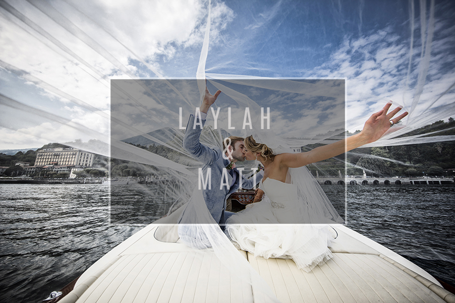 Laylah-Matt-Lake-Como-wedding-at-Villa-Carlotta-then-speed-boat-wedding-planner-review-testimonial
