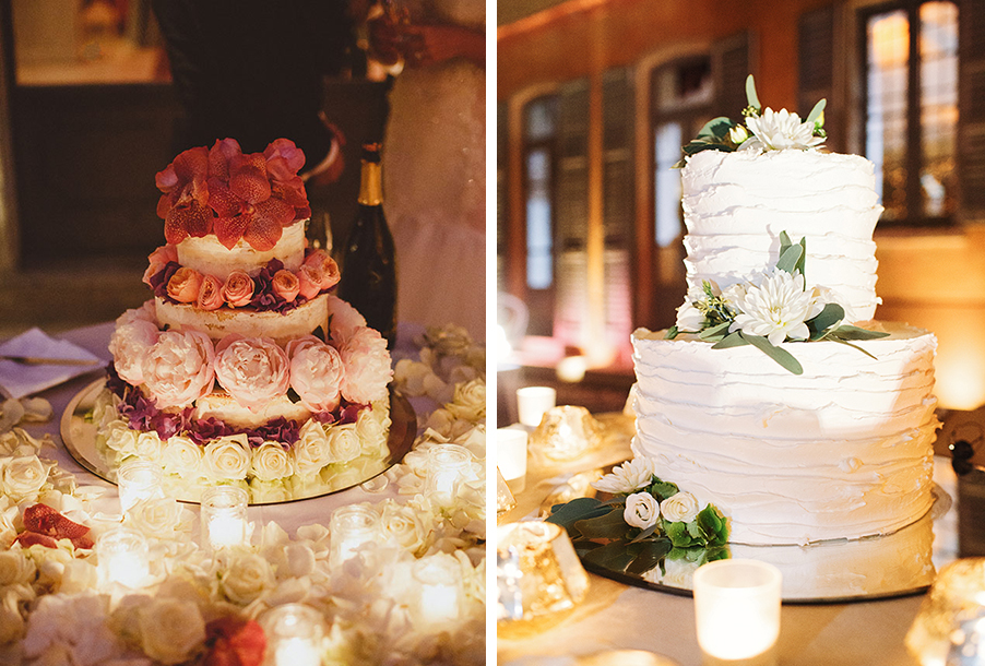 double-image-showing-the-beautiful-wedding-cakes-available-at-my-lake-como-wedding