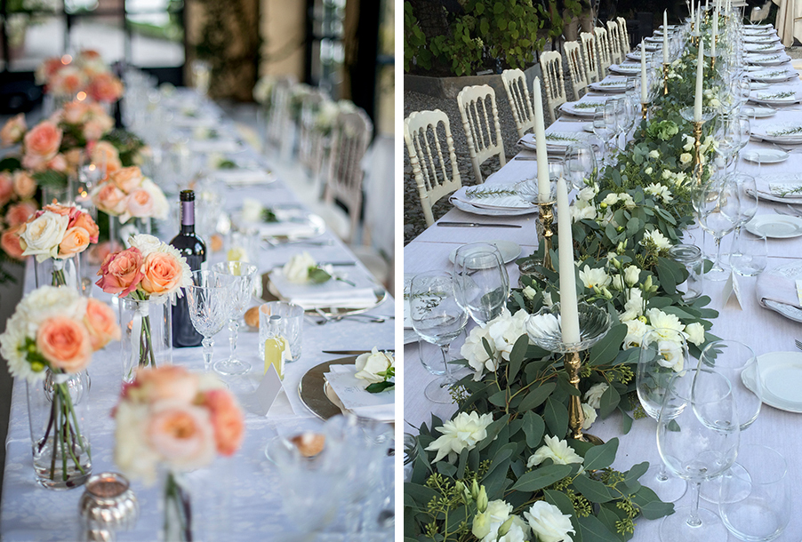 double-image-showing-wedding-imperial-table-flower-design-by-my-lake-como-wedding