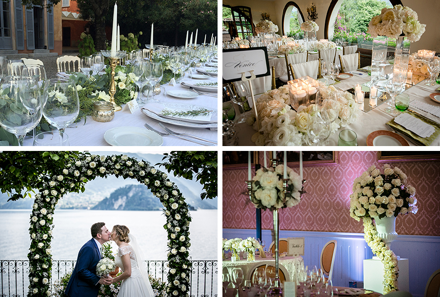 elegant-and-beautiful-wedding-flower-decoration-with-arch-and-urn-by-my-lake-como-wedding