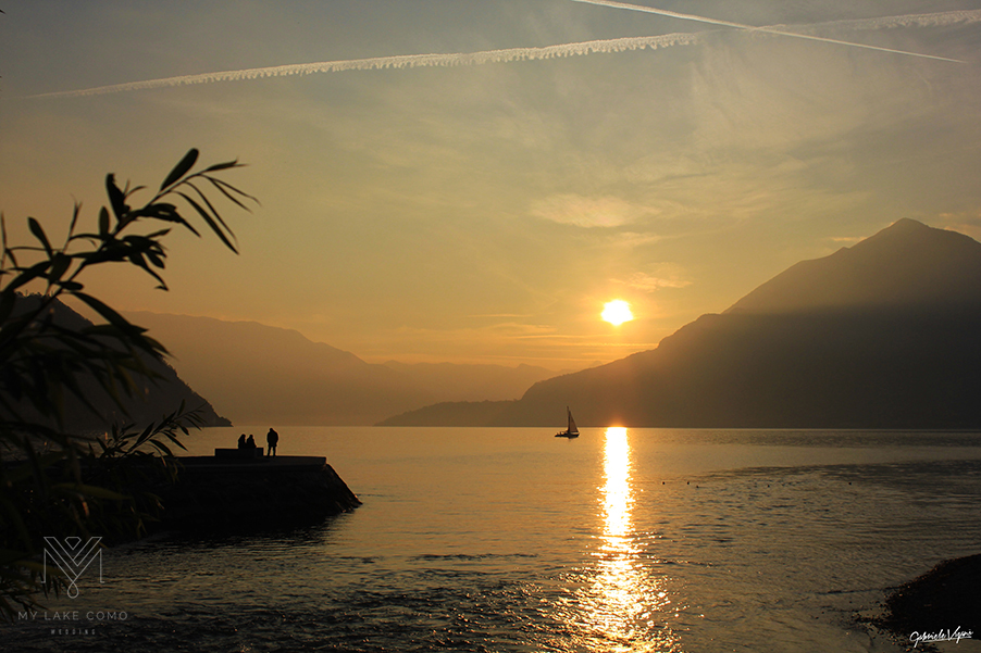 Sunset-at-Bellano-on-Lake-Como-in-Italy