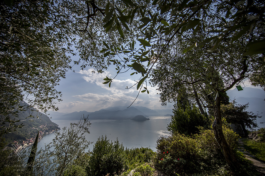 Views-out-over-Lake-Como-from-high-above-Varenna-town