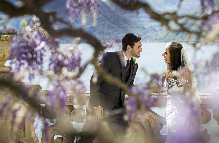 Wisteria-tree-flowers-wedding-bouquet-matching-spring-colours