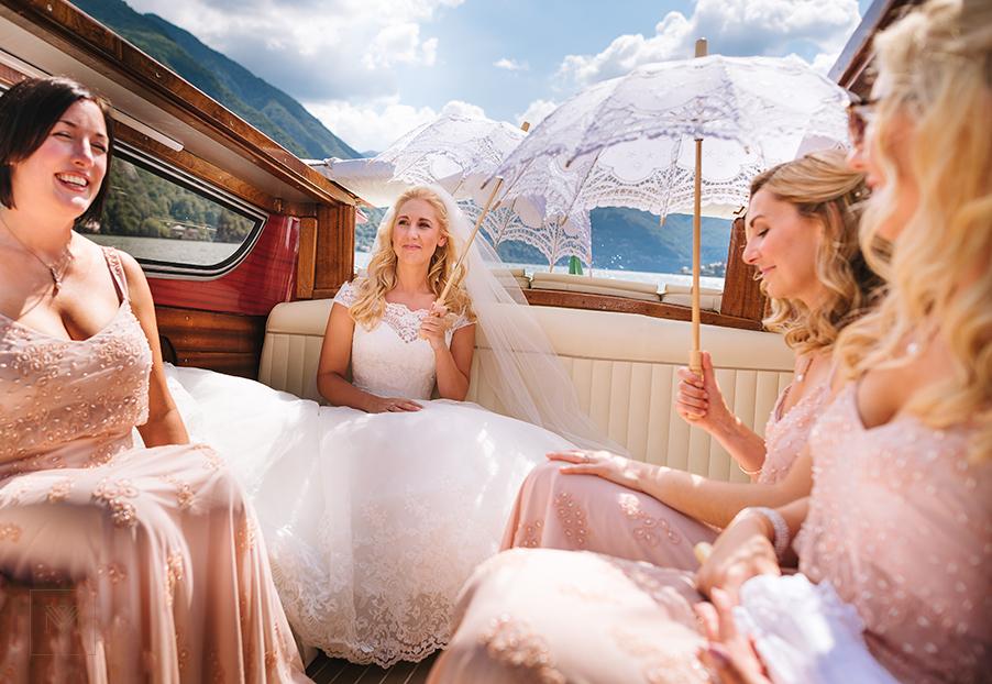 my-lake-como-wedding-bride-and-bridesmaids-on-speed-boat-duties-of-a-bridesmaid