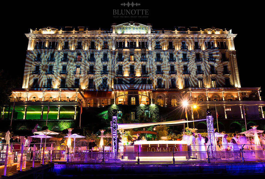 lighting-effects-on-the-walls-at-grand-hotel-tremezzo-by-blunotte-working-with-my-lake-como-wedding