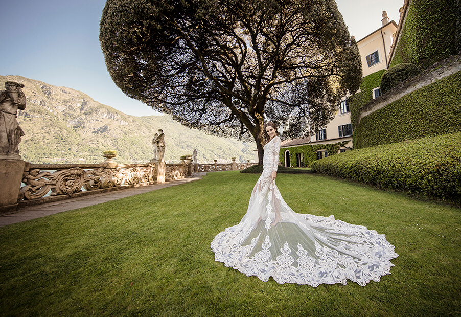 bride-in-wedding-dress-at-villa-balbianello-wedding-planner-my-lake-como-weding