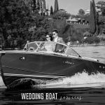 LAKE COMO WEDDING BOATS