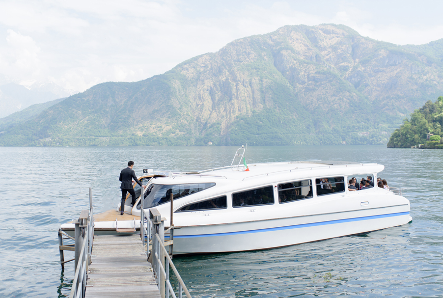 Large-guest-boat-for-weddings-on-Lake-Como-by-wedding-planner-My-Lake-Como-Wedding
