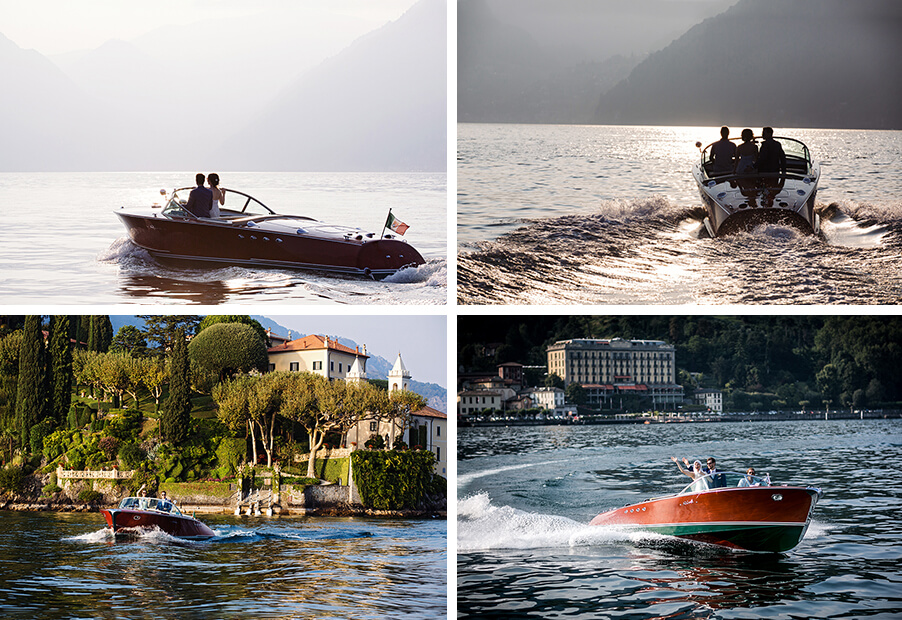 riva-wedding-boat-hire-service-on-lake-como-by-my-lake-como-wedding