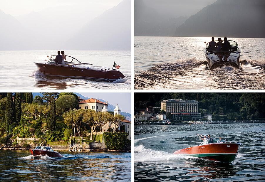 riva-wedding-boat-hire-service-on-lake-como-by-my-lake-como-wedding
