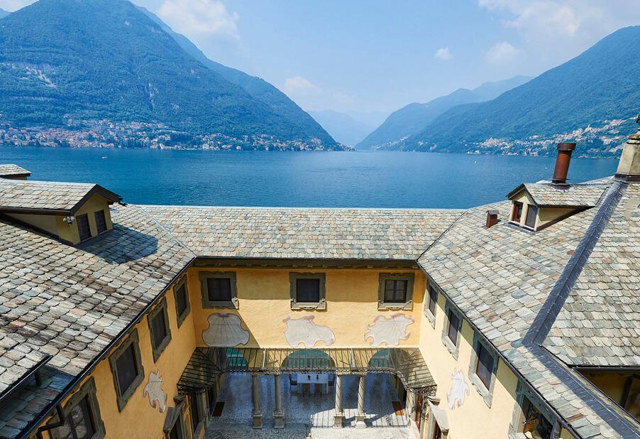 Villa Pliniana Lake Como