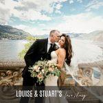 LOUISE & STUART'S LAKE COMO WEDDING