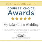 2017 WEDDINGWIRE AWARD RECIEVED