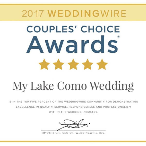 Weddingwire-couples-choice-award-2017-Wedding-planner-Gemma-Aurelius-from-My-Lake-Como-Wedding