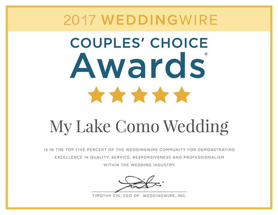 Weddingwire-couples-choice-award-2017-Wedding-planner-Gemma-Aurelius-from-My-Lake-Como-Wedding