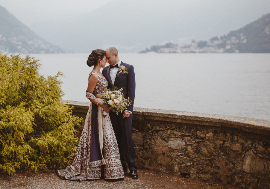 Bride-and-groom-at-Villa-Pizzo-on-Lake-Como-wedding-planner-My-Lake-Como-Wedding