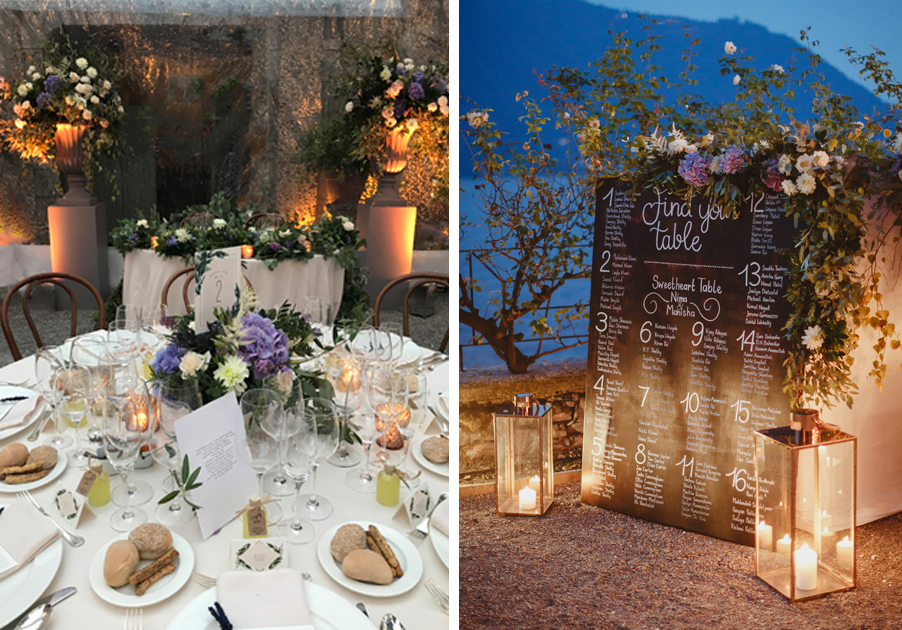 Lake-Como-wedding-at-VIlla-Pizzo-showing-table-design-and-table-plan