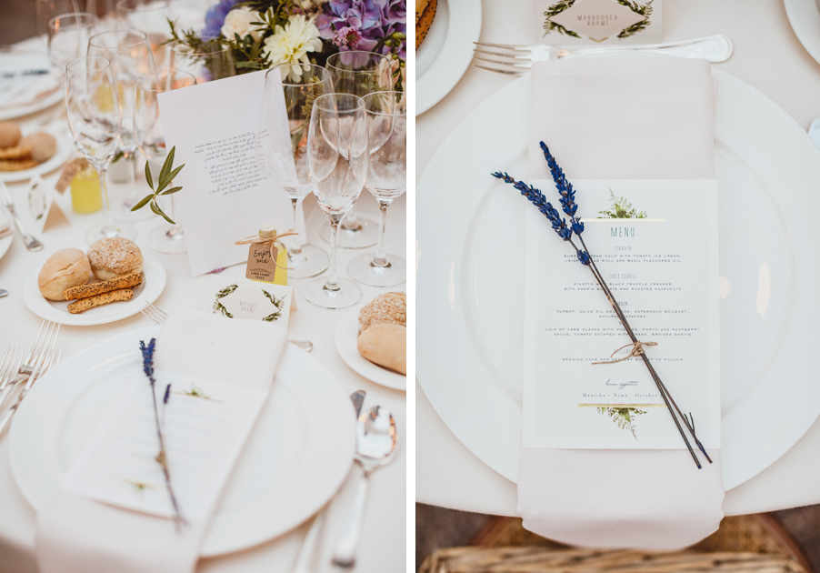Plate-settings-for-wedding-on-Lake-Como-at-Villa-Pizzo-by-My-Lake-Como-Wedding