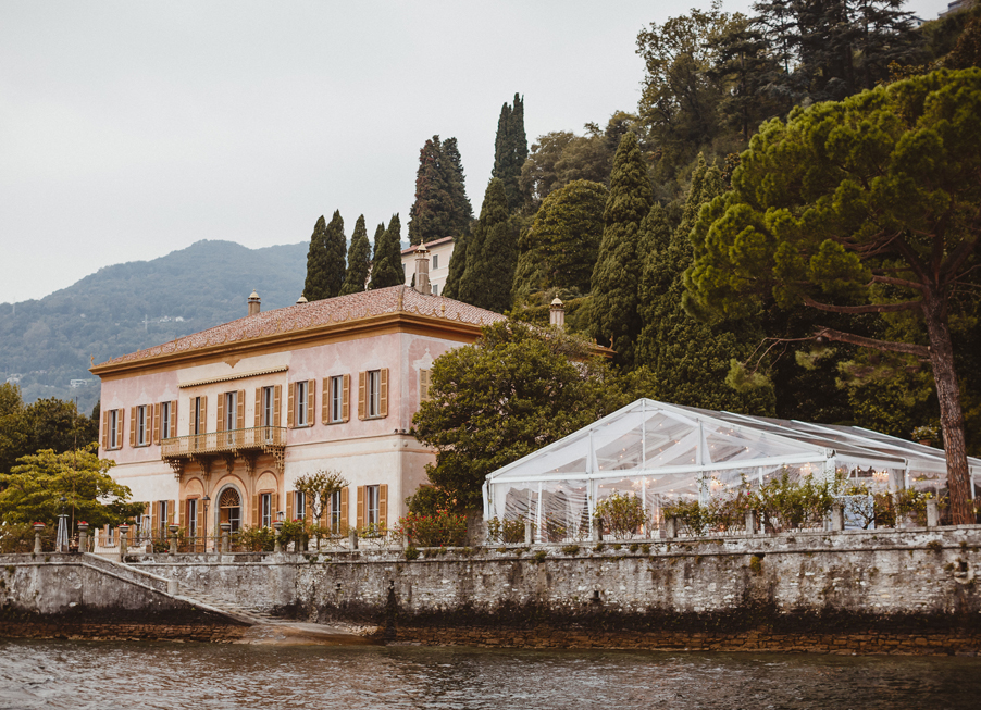 Villa-Pizzo-showing-wedding-marquee-on-Lake-Como-by-My-Lake-Como-Wedding-wedding-planner