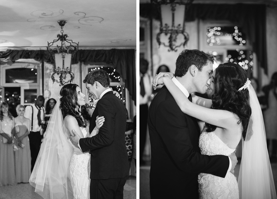 Bride-and-groom-dance-and-kiss-at-Lake-Como-villa-wedding-planner-My-Lake-Como-Wedding