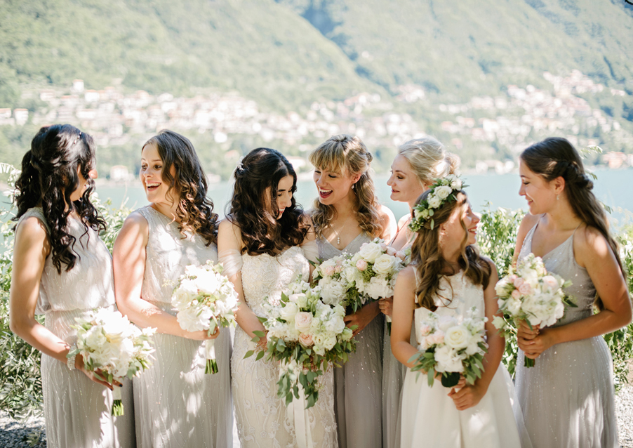 Bridemaids-at-Villa-Regina-Teodolinda-on-Lake-Como-wedding-planner-My-Lake-Como-Wedding
