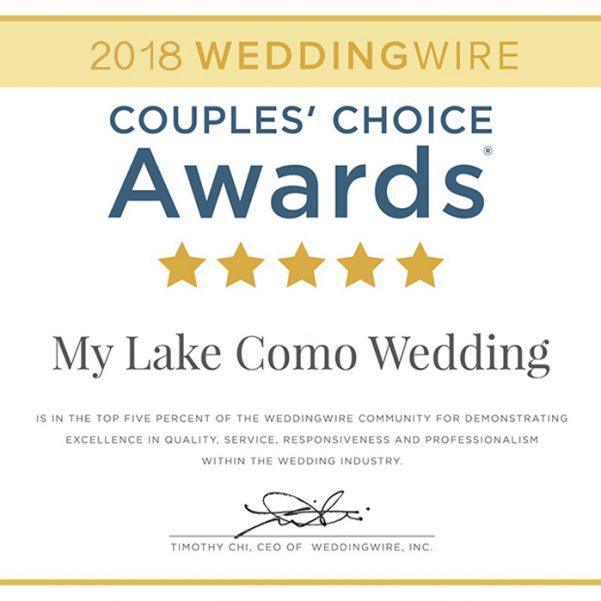 Weddingwire-couples-choice-award-2018-Wedding-planner-Gemma-Aurelius-from-My-Lake-Como-Wedding