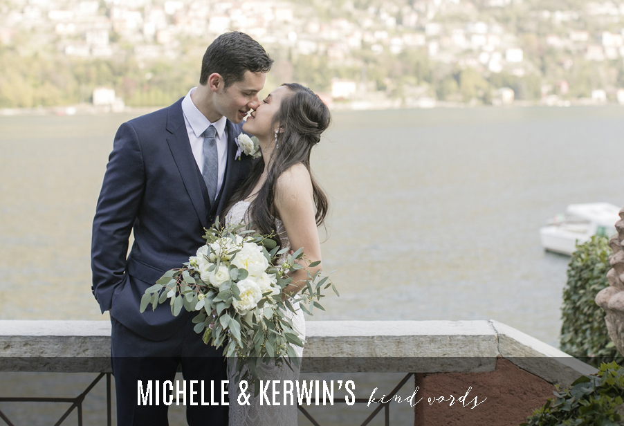 Michelle-and-Kerwin-Lake-Como-wedding-image-of-them-kissing-for-blog