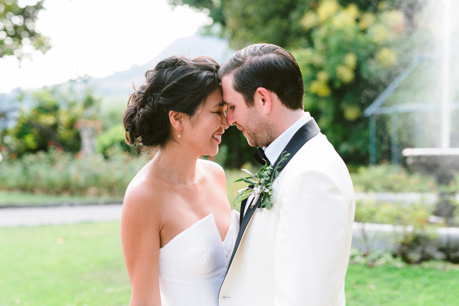 Sayaka-and-Ryan-Lake-Como-wedding-couple-at-Villa-Pizzo