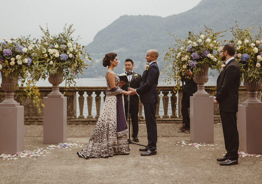 Bride-and-groom-at-Villa-Pizzo-ceremony-for-Lake-Como-wedding-planned-by-My-Lake-Como-Wedding