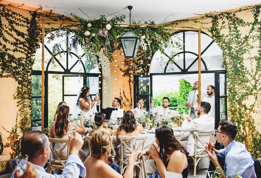 Dining-room-wedding-reception-with-flowers-and-decoration-by-My-Lake-Como-Wedding