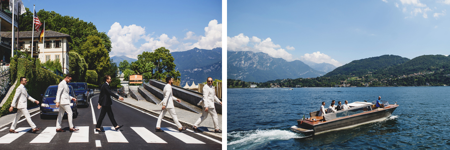 Images-of-groom-and-groomsmen-together-on-Lake-Como-wedding