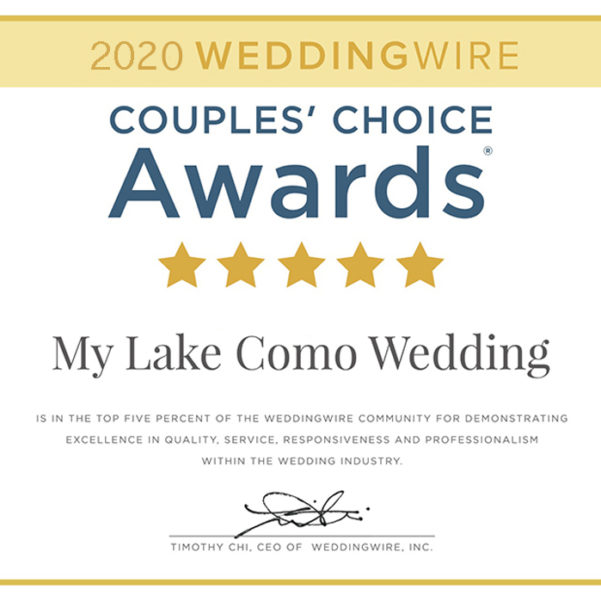 Weddingwire-couples-choice-award-2020-Wedding-planner-Gemma-Aurelius-from-My-Lake-Como-Wedding