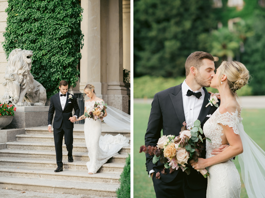 Bride-and-groom-in-love-on-Lake-Como-by-wedding-planner-My-Lake-Como-Wedding