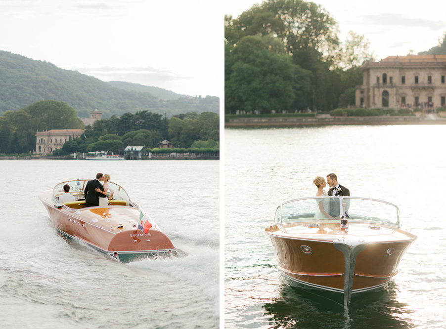 Bride-and-groom-on-Riva-speed-boat-in-Italy-by-wedding-planner-My-Lake-Como-Wedding