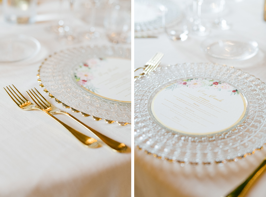 Gold-wedding-dinner-plate-setting-by-wedding-planner-My-Lake-Como-Wedding
