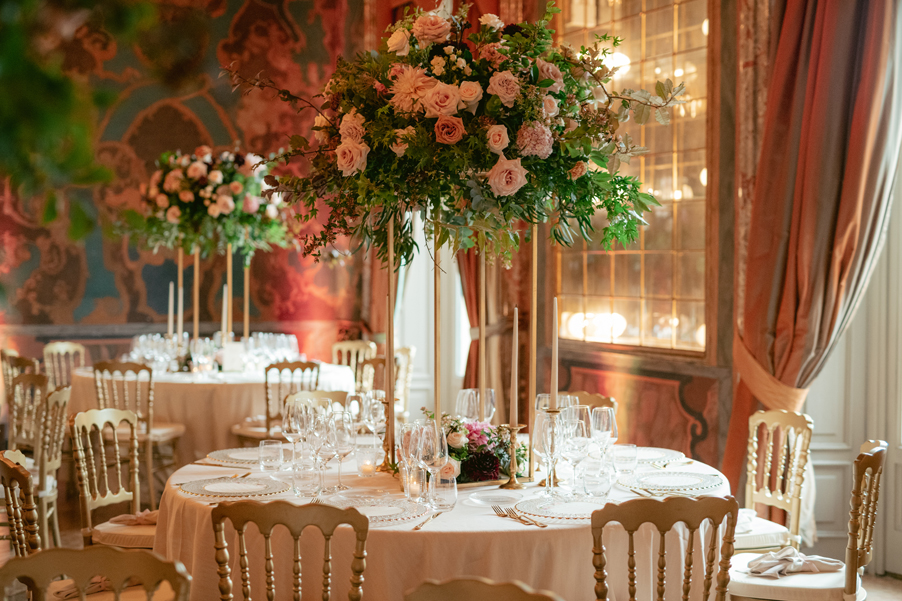 Wedding-at-Villa-Erba-showing-dining-room-design-by-wedding-planner-My-Lake-Como-Wedding