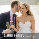 GABRIELA & AIDEN'S LAKE COMO WEDDING